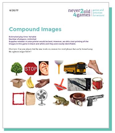 Compound Images